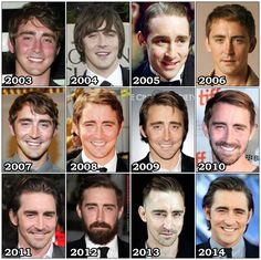 The Evolution of: Lee Pace