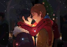 MERRY CHRISTMAS YALL, here's some klance