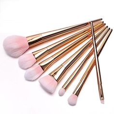 Ularma 7Pcs Set Professional Brush High Brushes set Make ... http://amzn.to/2gLj69V