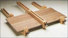 World Of Wood: Shop-Build Clamps