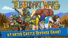 Legendary Wars by Liv Games gone Free