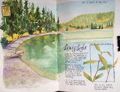 Journal Page by Gay Kraeger