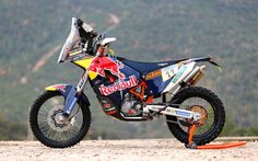 2016 KTM Factory Dakar Rally Team | DERESTRICTED