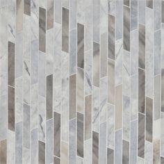 Talya Multi Finish Rhodes Pa Al Av Marble Waterjet Mosaics 8 13/16x 14 5/16 - From Country Floors of America