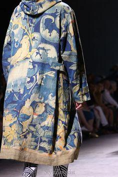 Dries Van Noten S/S17 - Paris | StyleZeitgeist Magazine