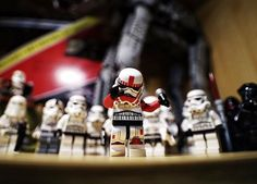 """Swag!"" Congratulations to the LEGO HUB Photographer of the Day: . @kaiyuanyao..."