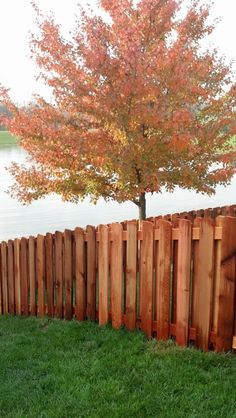 8 Best Wood Fence Images In 2014 Wood Fences Wooden
