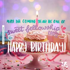 Ideas birthday greetings christian for 2019 Christian Happy Birthday Wishes, Christian Birthday Quotes, Happy Birthday Friend, Birthday Wishes Funny, Happy Birthday Messages, Belated Birthday, Happy Birthday Quotes, Happy Birthday Images, Birthday Greetings