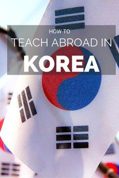 Tips for future English teachers in Korea, written by a former English teacher. Learn how you can teach abroad in South Korea. Become an English teacher for the EPIK program in South Korea and teach abroad. Help children all over Korea learn English by teaching abroad.