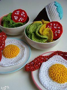Mesmerizing Crochet an Amigurumi Rabbit Ideas. Lovely Crochet an Amigurumi Rabbit Ideas. Crochet Diy, Crochet Amigurumi, Crochet Food, Crochet Kitchen, Crochet Gifts, Amigurumi Patterns, Crochet For Kids, Crochet Dolls, Crochet Patterns