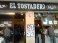 The Evolution of the Spanish Bar