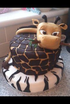 Giraffe cake...