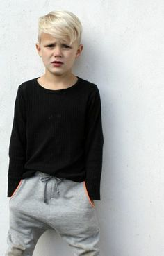 kinderfrisuren jungen supermodern