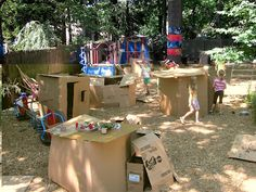 Learning for Life: Outdoor Play Link up - Guest post - from USA