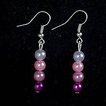 Maja Nikelova - MajaNikelova Šperky Náušnice / SAShE.sk Pearl Earrings, Drop Earrings, Mary, Pearls, How To Make, Handmade, Jewelry, Jewellery Making, Bead Earrings