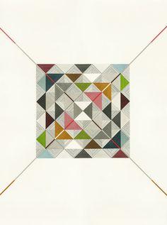 Joe Kievitt print via Design Milk