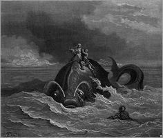 "Vintage Ephemera: Gustave Doré's illustration of Ludovico Ariosto's ""Orlando Furioso"""