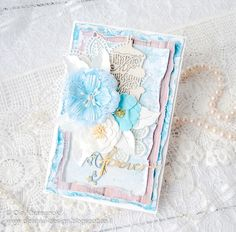 Scrap & Craft Wedding card using products from www.scrapandcraft.co.uk #cards #crafts #wedding #foamiran #flowers #husbandandwife