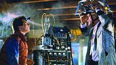 """Jason Aron. """"Não pode haver nenhum outro Marty ou Doc"""""""