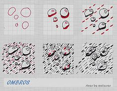Ombros-Tangle Pattern (molossus, who says Life Imitates Doodles) Tags: art tangle zentangle zendoodle tanglepattern zentangleinspiredart