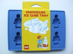 Well, that's how some people feel about LEGO people. Now they can do just that with this LEGO man ice cube tray. The LEGO . Cool Kitchen Gadgets, Cool Gadgets, Cool Kitchens, Lego Man, Lego Birthday, Birthday Cakes, Lego Minifigure, Lego Ninjago, Kitchen Gifts