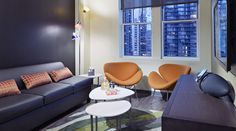 Get design inspiration from the contemporary, tech-driven design of the ACME Hotel Chicago in our design blog!