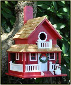 Mounting A Birdhouse On A Pole