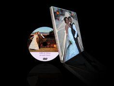 DVD Mariage réalisé par Admotion-création