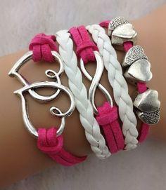 Arm Candy Infinity Bracelet 7.98