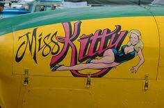 Nose Art – Desenhos nas fuselagens de aviões militares