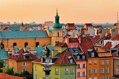 Romantique Pologne, Cracovie, 1