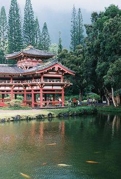 Byodo-in Temple, Oahu | Hawaii