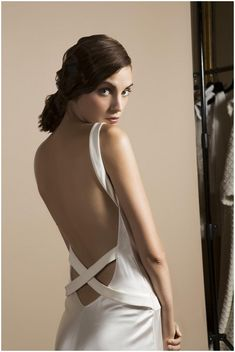 delphine manivet satin dress