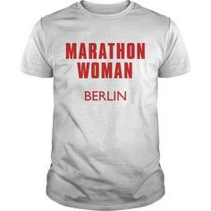 marathon woman berlin T Shirt