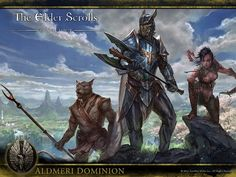 Elder Scrolls Online - Guide To Racial Skills Per Alliance | Elder Scrolls Online