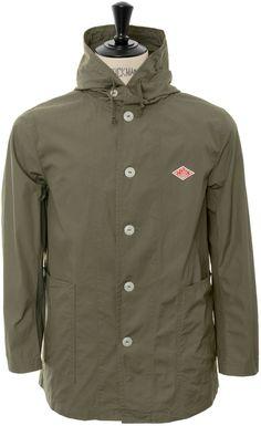 Danton Downproof Hood Jacket - Olive