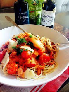Lungi's Corner - Blog Great Recipes, Food To Make, Spaghetti, Pride, Corner, Chicken, Ethnic Recipes, Blog, Blogging