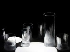 J. HILL's Standard Hand Cut Crystal by Martino Gamper and Scholten & Baijings Photo