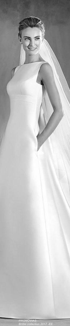 PRONOVIAS Bridal Collection 2017 - V