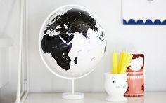 Nendo globe (via AMM)