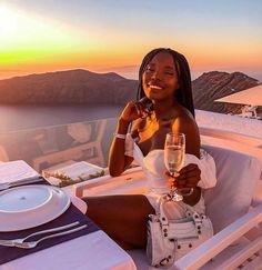 Boujee Lifestyle, Luxury Lifestyle Women, Black Girl Magic, Black Girls, Bougie Black Girl, Black Girl Aesthetic, Black Luxury, Luxe Life, How To Pose