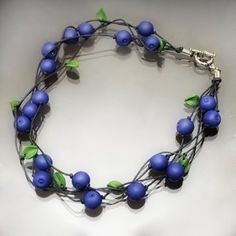 I can't grow blueberries in the scorching Texas heat but I sure could wear them! #berryblue