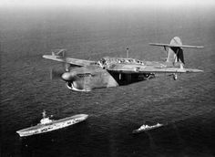 Fairey Barracuda II of 814 Squadron, Fleet Air Arm flying over HMS Venerable and an attendant destroyer, the Italian Alfredo Oriani. May Royal Navy official photographer Aircraft Photos, Ww2 Aircraft, Military Aircraft, Military Jets, Military Weapons, Royal Navy Aircraft Carriers, Air Fighter, Fighter Jets, Aviation Image