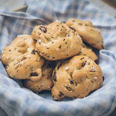 Buckwheat, Crackers, Seeds, Muffin, Food And Drink, Bread, Cookies, Breakfast, Crack Crackers