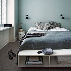 Nordic bedroom bedside lamp design. https://cheerhuzz.com/collections/wall-lights/products/bestlite-bl7-wall-sconce-by-robert-dudley-best-for-gubi-wl184?variant=17910724932&utm_content=bufferc5588&utm_medium=social&utm_source=pinterest.com&utm_campaign=buffer #architecture #homedesign #villa #wall #art #light #interior