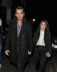 Kourtney Kardashian And Scott Disick Are Finally Engaged! | Posh24.com