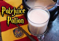 The Disney Diner: Polyjuice Potion Recipe (Harry Potter & the Chamber of Secrets)