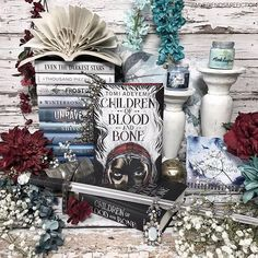 US GIVEAWAY Happy book birthday to @tadeyemibooks for #childrenofbloodandbone !! Im reading this book now and it is SO GOOD! Children of Blood and Bone by @tadeyemibooks conjures a stunning world of dark magic and danger in a West African-inspired fantasy debut perfect for fans of Leigh Bardugo and Sabaa Tahir. To learn more about the book click on the link in my bio! I also have a giveaway for one lucky winner. Check out the details below: GIVEAWAY Enter to win a copy of Children of Blood…