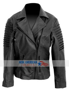 Black Slim Fit Women Genuine Real Leather Biker vintage Jacket is on exclusive with discounted sales only at newamericanjackets! Black Leather Motorcycle Jacket, Biker, Club Style, My Style, Motorbike Jackets, Vintage Jacket, Leather Fashion, Real Leather, Fit Women