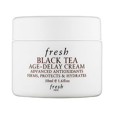 "6/21 ""Fresh Black Tea is my new nighttime moisturizer. I wake up with skin so noticeably radiant that even my 90-year-old grandma commented on it, and she has cataracts."" -Becky P, Writer #Sephora #DailyObsessions"
